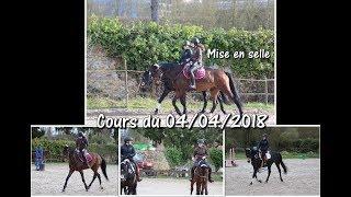 Cours du 04/04/2018 - Mise En Selle - Quenotte se rebelle !