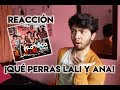 REACCIÓN A 'PROHIBIDO' - CD9, LALI ESPOSITO, ANA MENA | Niculos M