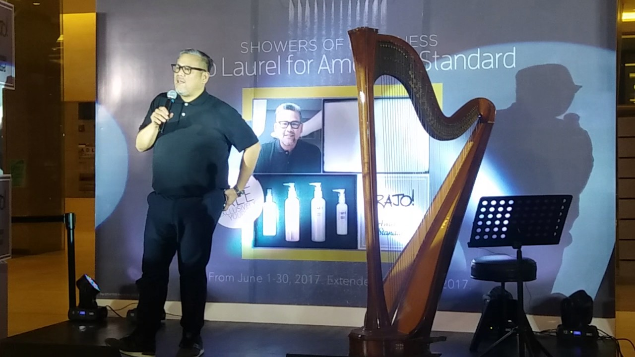 Rajo Laurel on his collaboration with American Standard - YouTube