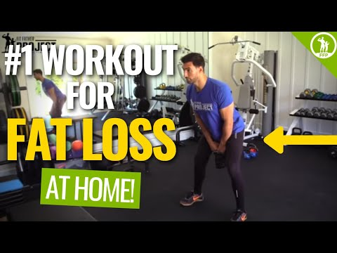 The #1 Weight Loss Workout For Men At Home – Free 24-Minute Workout Included