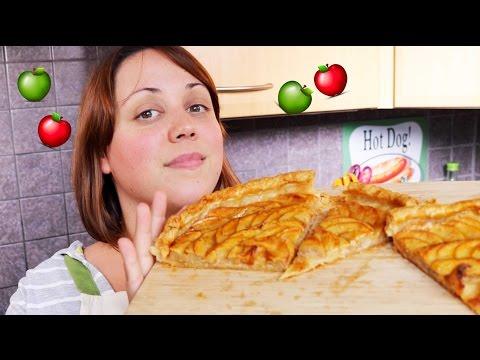 tarte-aux-pommes-facile-et-rapide-🍏-🍎