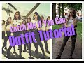OUTFIT TUTORIAL Girls' Generation 'Catch Me If You Can' (Military Style) ☆Leiona☆