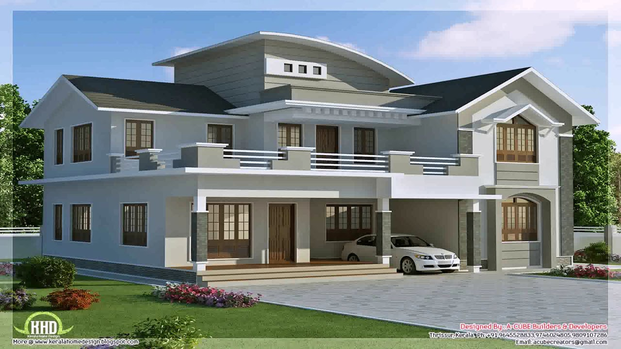 House Design Second Floor