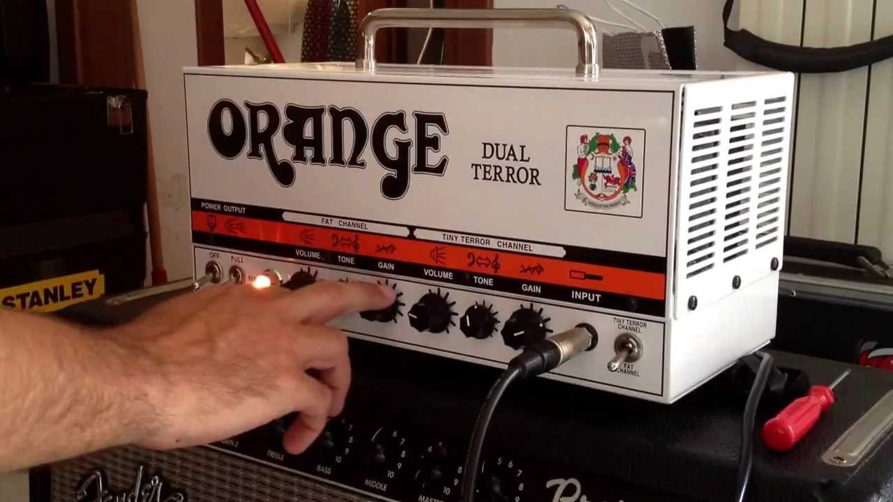 Orange Dual Terror : orange dual terror demo youtube ~ Hamham.info Haus und Dekorationen