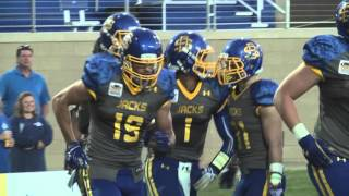 Football vs Indiana State Highlights (10.10.2015)