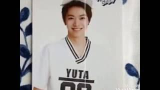 Yuta NCT 127 predebut