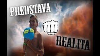 Představa VS Realita #1