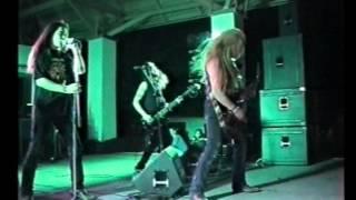 A mongol HURD zenekar Tiszafüreden 1999-ben