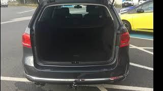 Volkswagen passat sw occasion visible à Albi présentée par Toyota espace auto albi