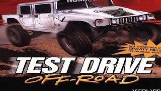 Heavy Metal Gamer: Test Drive Off-Road Review
