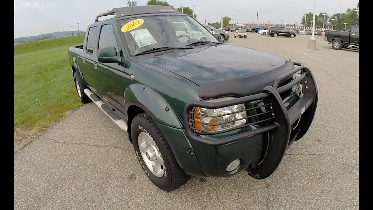 nissan 2002 frontier truck