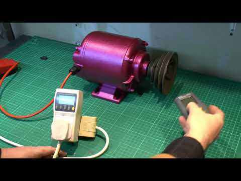 Tauco Bench Drill Part 3 - Paint Colour, Partial Reassembly, Electric Motor