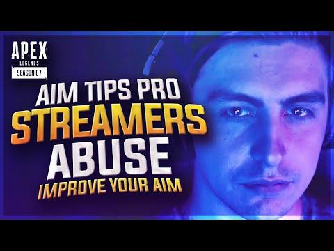 Apex Legends Season 7 - 5 Aiming Tips/Tricks Streamers ABUSE in Season 7 Apex Legends Tips