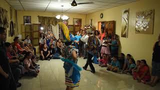 """pieza los dos bolillos escuela de baile folklórico """"hitos de mi pueblo"""""""