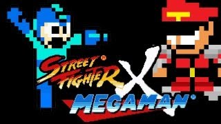Street Fighter X Mega Man: Bison Boss