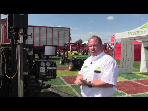 Premier Equipment Provides Soil Information System