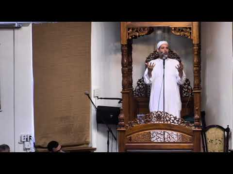 الشيخ حسن صالح (الشورى في الاسلام) 2018-29-6