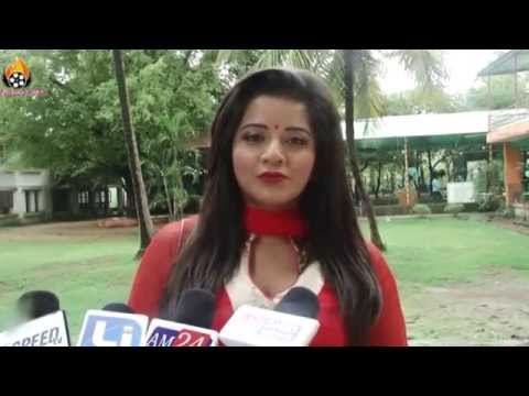 Bhojpuri Film On Location Dewar Bina Angna Sobhe Na Actress Monalisa