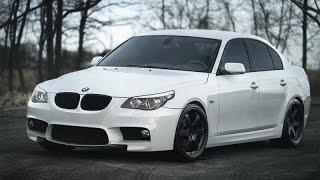 BMW 5 SERIES E60 M5 BODY KIT F10 LOOK