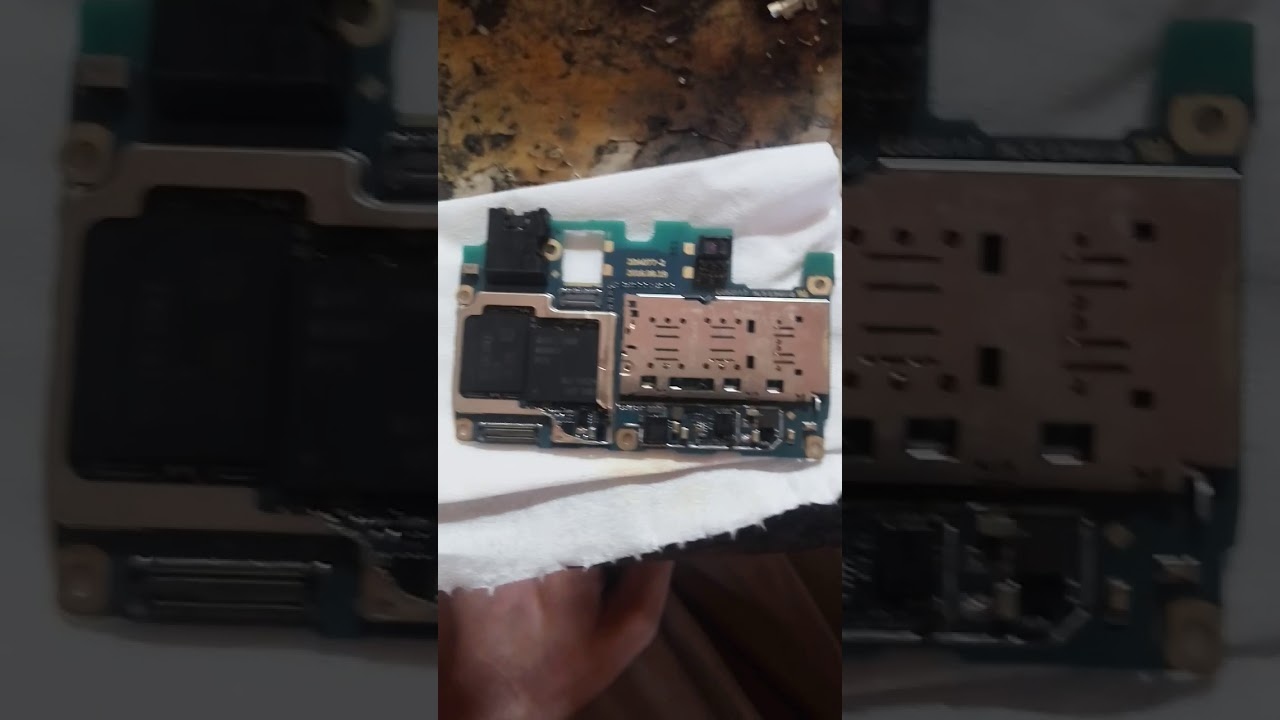 Change Oppo A37f Charger Ic Youtube