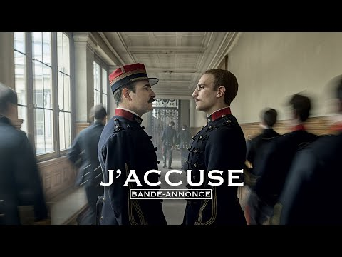 """[Trailer] """"J'accuse"""": La culpabilité de Dreyfus au cœur du nouveau film de Roman Polanski"""