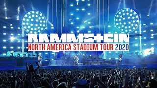 Rammstein - North America Stadium Tour 2020 (On Sale Friday)