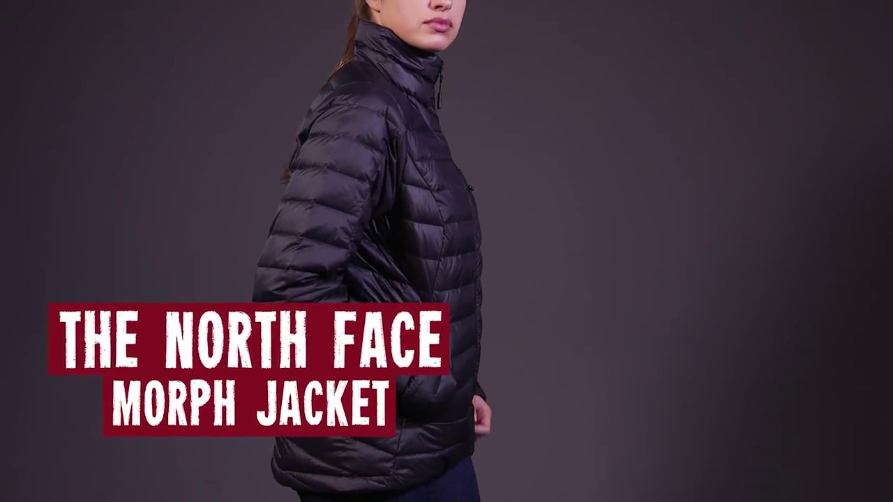 e23d47022 The North Face Women's Morph Jacket 2017 Review