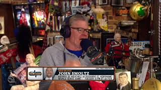 John Smoltz: 90's Braves Could've Won Multiple World Series Titles | The Dan Patrick Show | 10/23/17