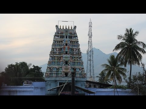 Uthamasozhapuram Karapuranathar Temple -solution for unmarried people