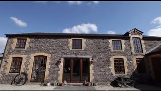 Greentraveller Video of The Granary B&B, Powys, Mid Wales