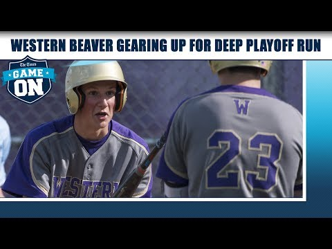 Game On: Western Beaver gearing up for deep playoff run