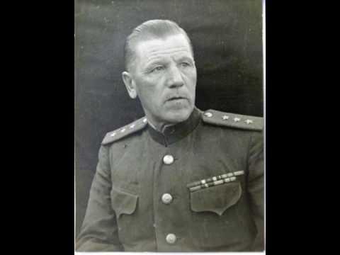 Горбатов Александр Васильевич (1891–1973 гг.), генерал армии, Герой Советского Союза.