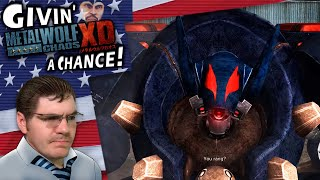 Givin' Games a Chance: Metal Wolf Chaos