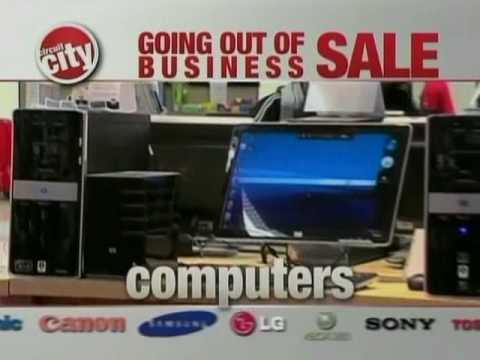 Circuit City Going Out of Business Commercial