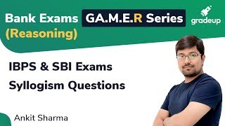 YT GA.M.E.R Series: Strategy to solve questions of Syllogism