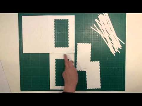 trellis card tutorial card making magic com youtube