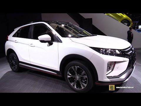 2017 Mitsubishi Eclipse Cross - Exterior and Interior Walkaround - 2017 Geneva Motor Show