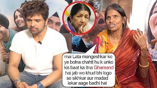 Ranu Mondal's TOUGH Reaction Replied Back To Lata Mangeshkar's Unacceptable Comment For Her