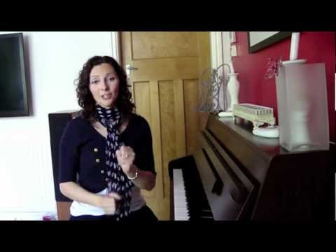 Advanced Vocal Warm Ups - Sarah Brickel...