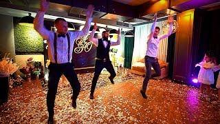 Отжигаем на Свадьбе Ведущий на свадьбу в Одессе Иван Корчинский (танцы на свадьбе + семейный очаг)