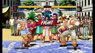 Super Street Fighter II Turbo HD Remix (Xbox Live Arcade) Arcade as Balrog