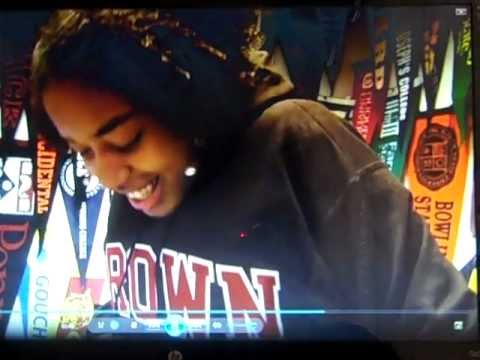 Jo'Nella Brown University Acceptance Video