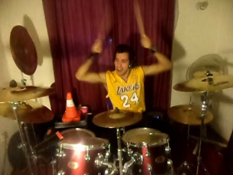 Sexy little thing - Chickenfoot , Drum cover by Felipe Ibañez