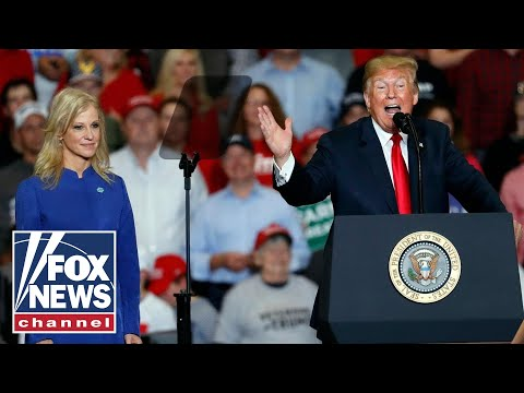 Kellyanne Conway on midterms: Trump made history yet again