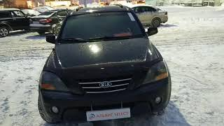 KIA Sorento 2006, пробег 211 000 км, обзор автомобиля с пробегом в Альянс Select Чебоксары