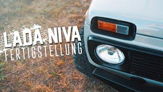 HOLYHALL | LADA NIVA - FERTIGSTELLUNG