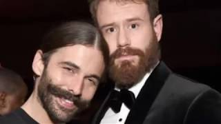 Qu*er Eye's Jonathan Van Ness Is Dating a Hot Rugby Player