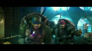 TMNT2 (2016) Police HQ Aftermath Scene (HD)