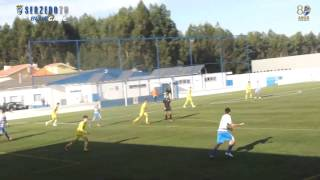 SerzedoTV - Juvenis C.F. Serzedo 1 vs 2 Gulpilhares FC (Full HD)