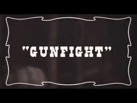 "Sick Puppies - ""Gunfight"" (Official Lyric Video)"